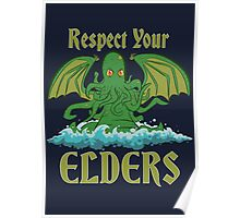 Respect Your Elders Poster