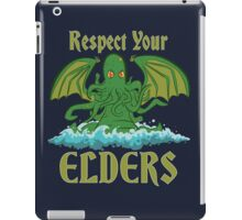 Respect Your Elders iPad Case/Skin