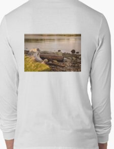 Dugualla Bay Peace Long Sleeve T-Shirt