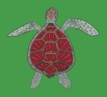 turtle reef Kids Clothes