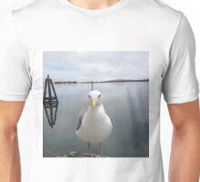 Hello Seagull Unisex T-Shirt