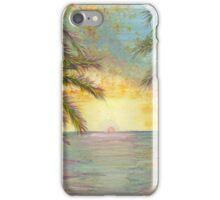 Warm Tropical Sunrise/Sunset iPhone Case/Skin
