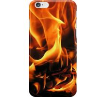Flames iPhone Case/Skin