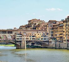 Pontevecchio by Dick Pountain