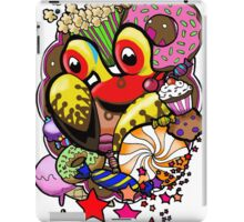 Viva Pinata - Custacean Collage! iPad Case/Skin
