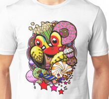 Viva Pinata - Custacean Collage! Unisex T-Shirt