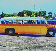 Maltese Bus  by HeathaB