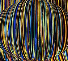 Lines Sphere by Devalyn Marshall