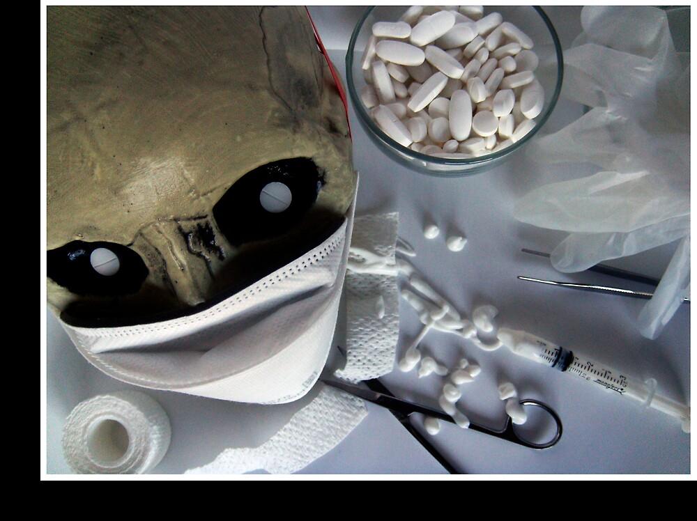 Death of a Surgeon by Chris  Jurek