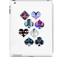 Mad T Party - White iPad Case/Skin