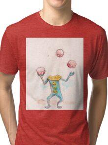 Jugglin'. Tri-blend T-Shirt
