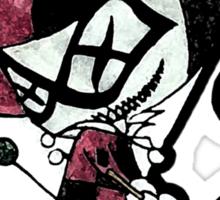Voodoo Harley Quinn Sticker