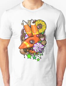 Viva Pinata - Pretztail Collage! T-Shirt