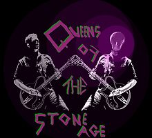 Queens of the Stone Age: Bulbs by Travis Martin