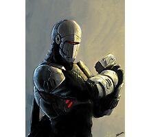 Bodyguard for the year 2133 Photographic Print