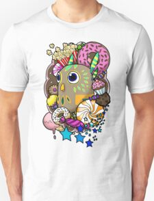 Viva Pinata - Hootyfruity Collage! T-Shirt