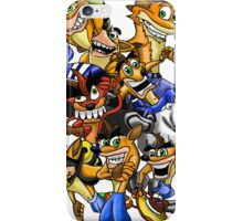 Crash-Mania iPhone Case/Skin