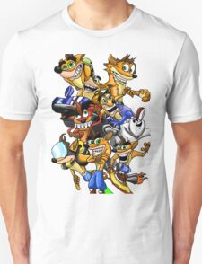 Crash-Mania Unisex T-Shirt