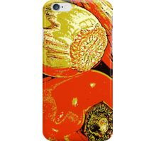 Vegetable Abstract iPhone Case/Skin