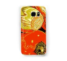 Vegetable Abstract Samsung Galaxy Case/Skin