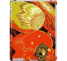 Vegetable Abstract iPad Case/Skin
