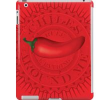 Food-Tang Clan: C.R.E.A.M. (Chiles) iPad Case/Skin