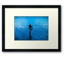 The Water Walk Framed Print