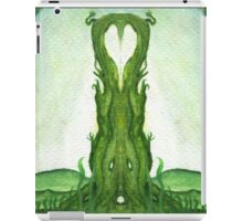 Symmetrical and creepy iPad Case/Skin