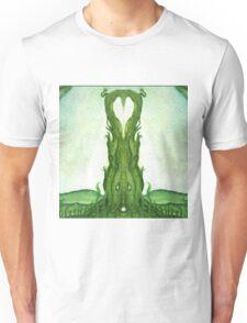 Symmetrical and creepy Unisex T-Shirt