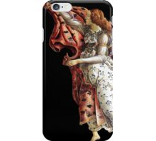 The Birth of Venus - Left Figure iPhone Case/Skin