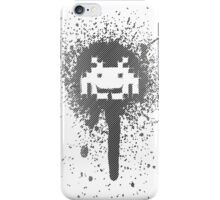 Space Blotch (Dark ver.) iPhone Case/Skin