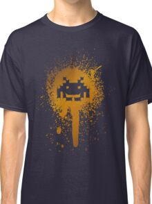 Space Blotch (Orange ver.) Classic T-Shirt