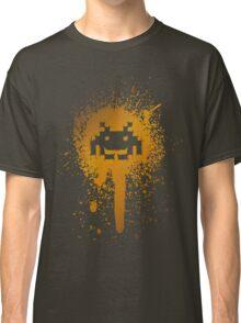Space Blotch (Orange ver.) Classic T-Shirt