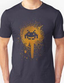 Space Blotch (Orange ver.) T-Shirt