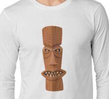 Tiki God Long Sleeve T-Shirt