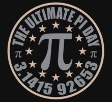 The Ultimate Pi Day 3.14 by EthosWear