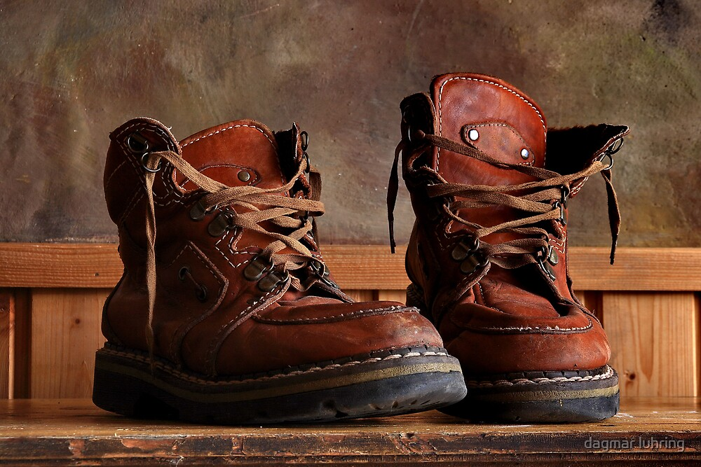 old shoes by danapace