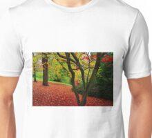 Autumn Is A Painter Unisex T-Shirt