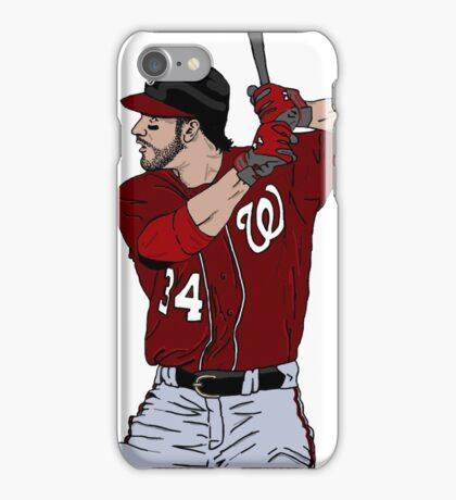 Bryce Harper iPhone Case/Skin
