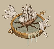 An Odyssey by Norman Duenas
