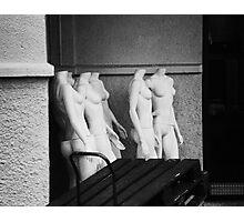 headless Photographic Print