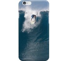 Pipeline Surfer 16 iPhone Case/Skin