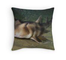Port Jackson Shark Throw Pillow