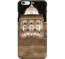Pennsylvania State Capitol iPhone Case/Skin