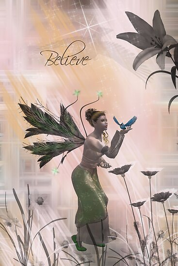 Believe by Kimberly Palmer