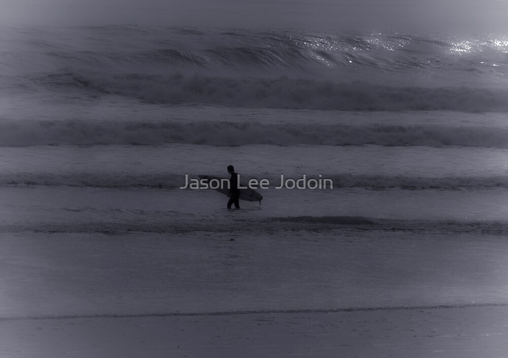 Serenity in the Water by Jason Lee Jodoin