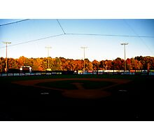 AFTER THE GAME Photographic Print