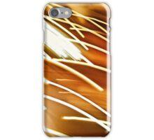 Failed Selfie--Fire iPhone Case/Skin
