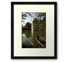Chateau d'Azay-le-Rideau  Framed Print