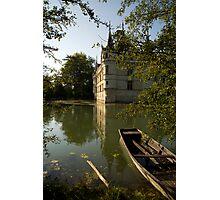 Chateau d'Azay-le-Rideau  Photographic Print